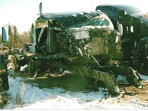 Peterbilt 387 - Salvage 1992-PETE