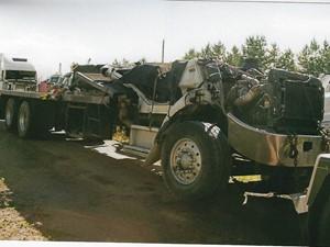 Peterbilt P340 - Salvage 3304-PETE