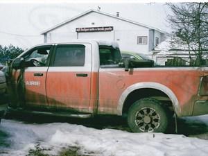 Dodge Truck Salvage Yards >> Salvage Heavy Duty Dodge Trucks Tpi
