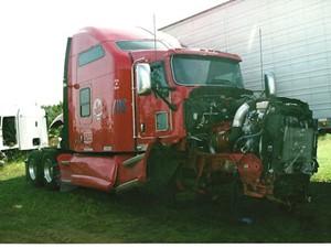 Kenworth T660 - Salvage 2163-KW
