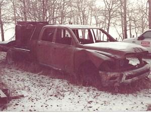 Dodge 5500 - Salvage 2641-DODGE