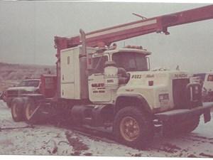 Kenworth W900 - Salvage 2799-KW