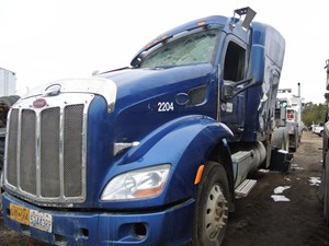Peterbilt 579 - Salvage 2826