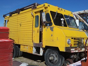 Ford Cargo - Salvage SV-1 GBR 301