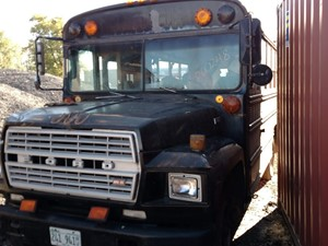 Ford B600 - Salvage 200248