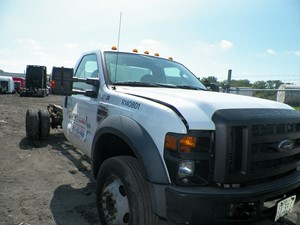 Ford F-550 - Salvage 180078