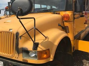 International SCHOOL BUS - Salvage 190186