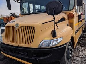 International CE Bus - Salvage 200084