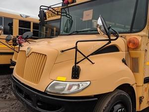 International CE Bus - Salvage 200089