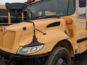 International CE Bus - Salvage 200090