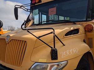 International CE Bus - Salvage 200082