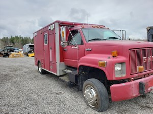 GMC Topkick - Salvage GM-0646