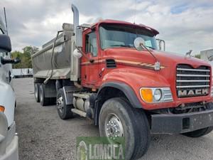Mack CV713 Granite - Salvage MK-0668