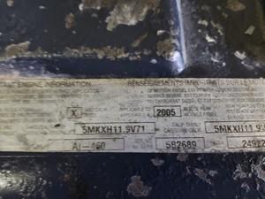 Mack CV713 Granite - Salvage AI-460-MK0450