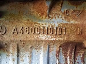 Sterling LT9500 - Salvage OM460-0375