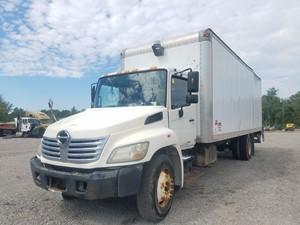 Salvage Heavy Duty Hino Trucks | TPI