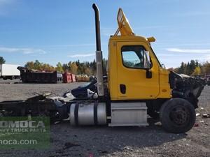Freightliner Cascadia 125 - Salvage FR-0551