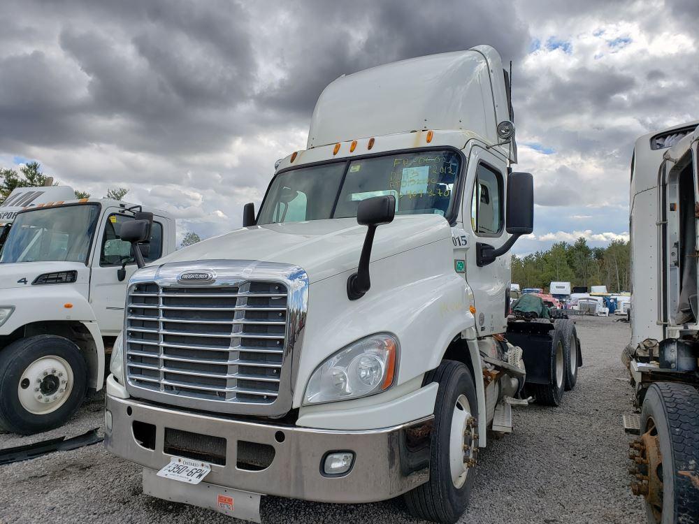 Media 1 for 2012 Freightliner Cascadia 125