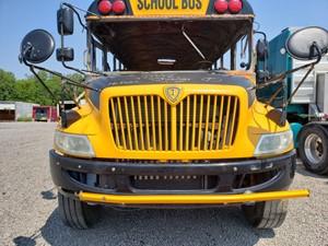 Blue Bird Bluebird School Bus - Salvage BB-0660