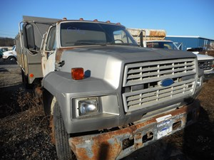 Ford F600 Low Profile - Salvage SV-8