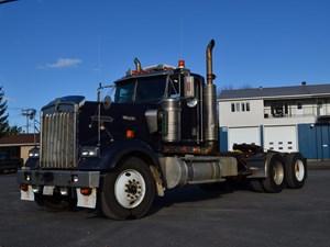 Kenworth W900 - Salvage 25265