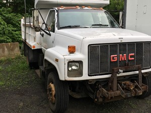 GMC C6000 Topkick - Salvage MM0663