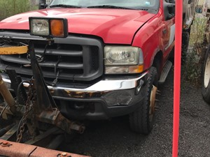 Ford F-550 - Salvage MM1992