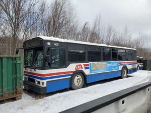 GILLIG Low Floor Bus - Salvage RR0489-04