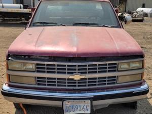 Chevrolet C3500 - Salvage 845