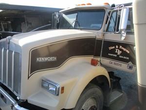 Kenworth T800 - Salvage 746