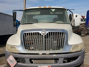 International 4400 - Salvage 734