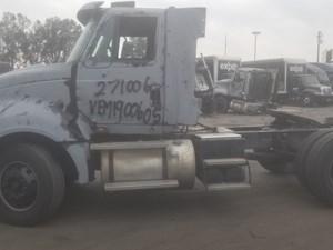 International LA617 - Salvage UPS-271006