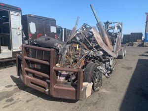 Peterbilt 386 - Salvage 743