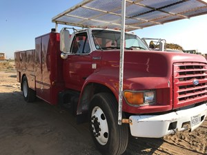 Ford F800 - Salvage SV-17-55