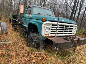 Ford F600 - Salvage F56151