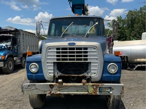 Ford LNT8000 - Salvage F73485