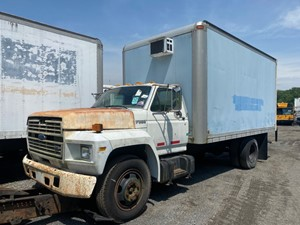 Ford F600G - Salvage F56360