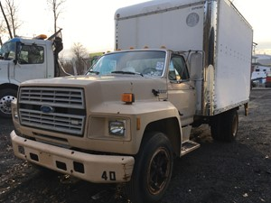 Ford F600G - Salvage F56186