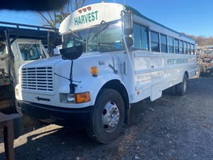 International 3800 - Salvage F73029