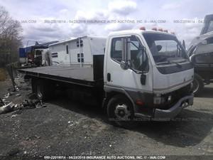 Mitsubishi FE649 - Salvage SV-2363