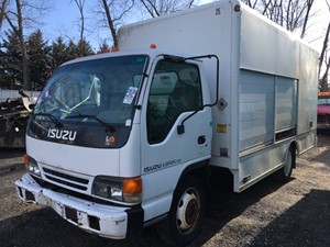 Isuzu NPR-HD - Salvage F56189