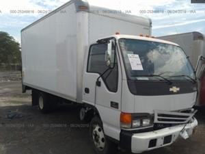 Chevrolet W4500 - Salvage F56098