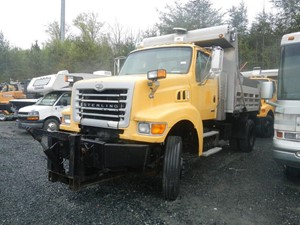 Sterling LT8500 - Salvage SV-4652
