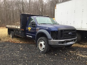 Salvage Heavy Duty Ford F550 Trucks | TPI