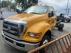 Ford F-650 - Salvage SV-17288