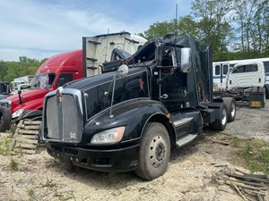 Kenworth T660 - Salvage F56336