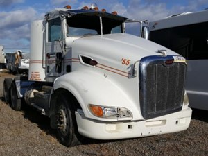 Peterbilt 386 - Salvage F73012