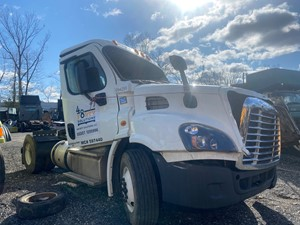 Freightliner Cascadia 113 - Salvage F56222