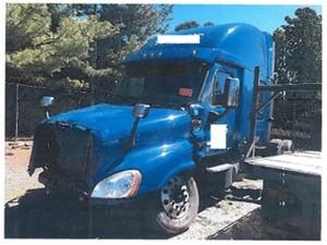 Freightliner Cascadia 125 - Salvage SV-141
