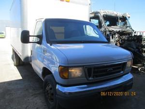 Ford E-450 Super Duty - Salvage E45-0231